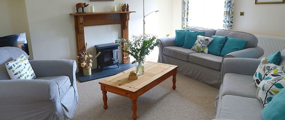 Luxury holiday cottages at Great Bodieve Farm Barns, north Cornwall
