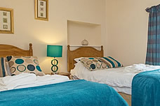 The Mill House self catering holiday accommodation, sleeps 8